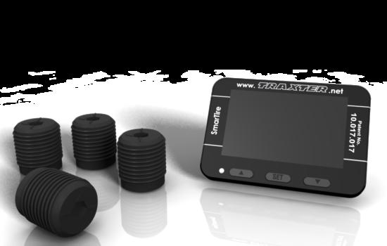 STPMS Sensor and LCD