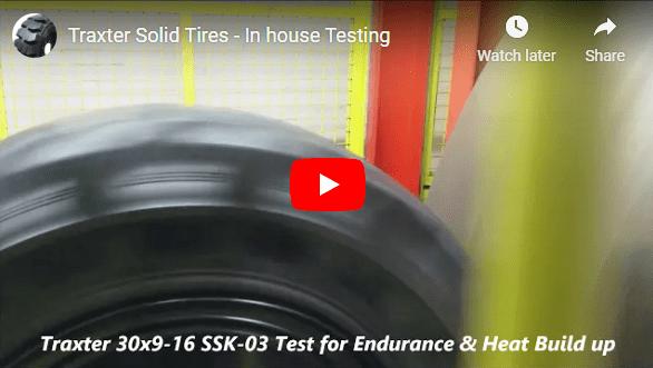 Tire testing
